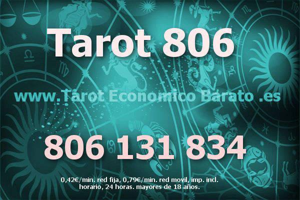 El tarot telefónico 806 es el más económico